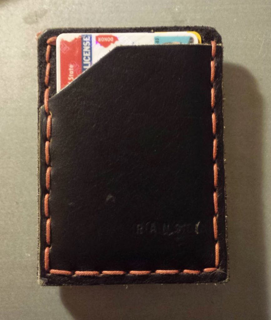 Minimal Handmade Leather Wallets