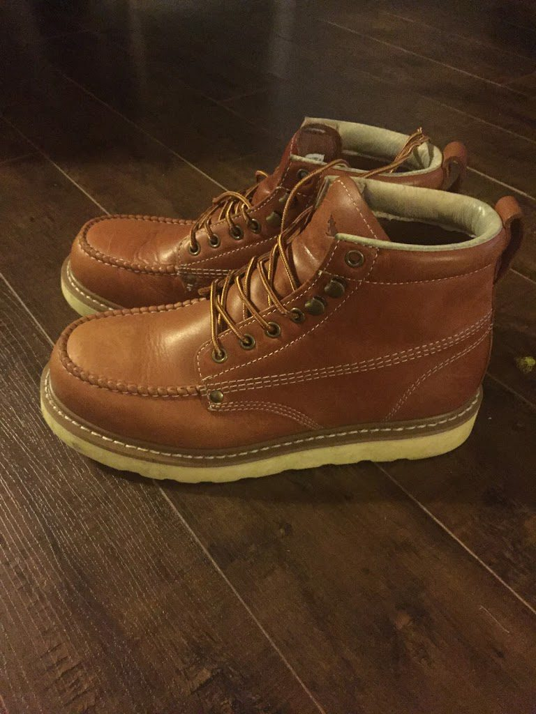 Review of Golden Fox 6″ Moc Toe Classic Boot