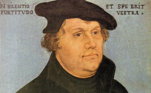 The Social Upheaval of Martin Luther