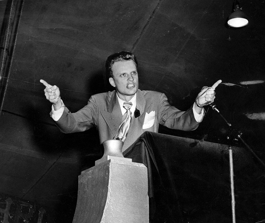 5 Ways Pastors Should Imitate Billy Graham