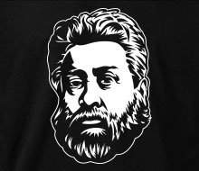 Spurgeon wasn't remembered for how great Spurgeon was, but for how great his God was