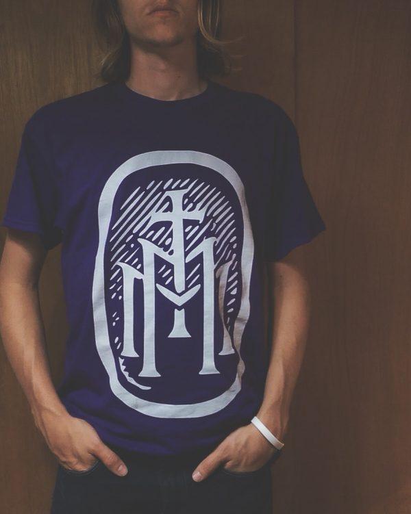 TMM Bold Monogram Tshirt