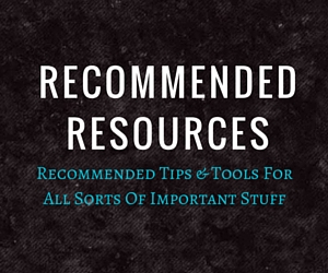 Recommended resources for godly men