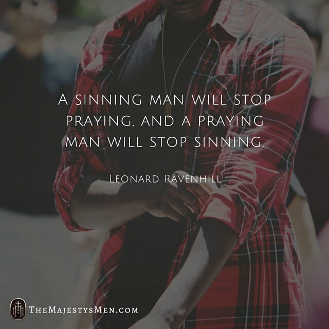 Leonard ravenhill on your praying sinning only hope for leonard ravenhill on your praying sinning only hope for revival quote the majestys men thecheapjerseys Images