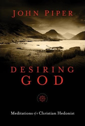 desiring god john piper christian hedonism book cover image