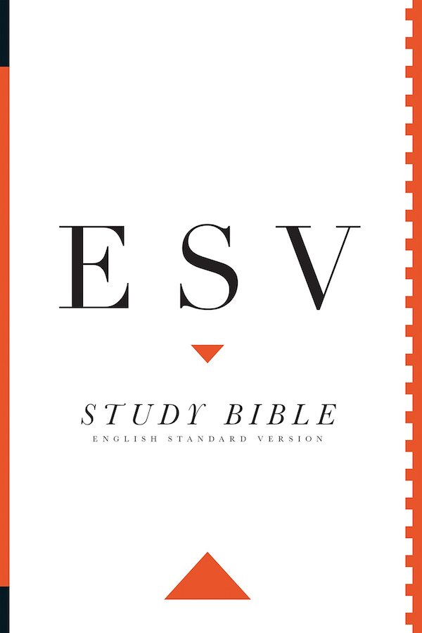 esv study bible crossway image
