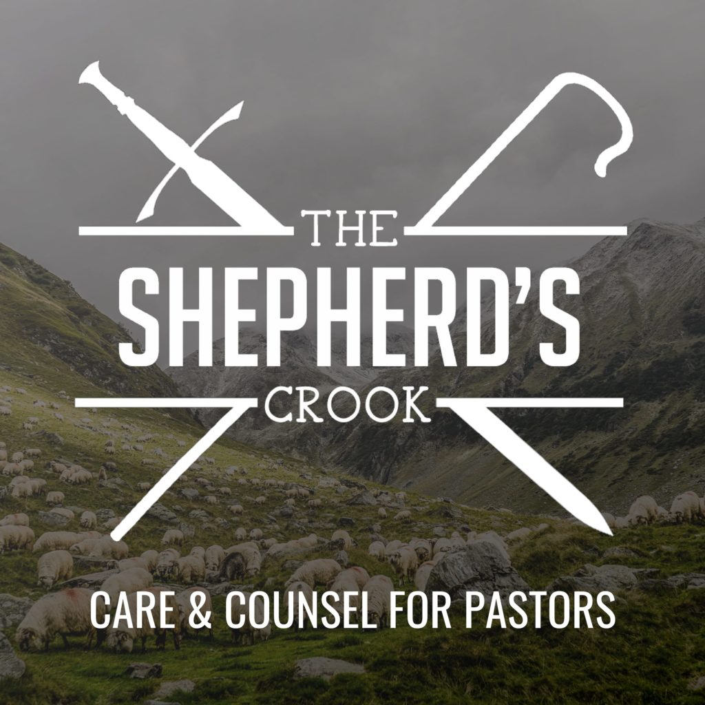 The Shepherd's Crook Podcast Cover image